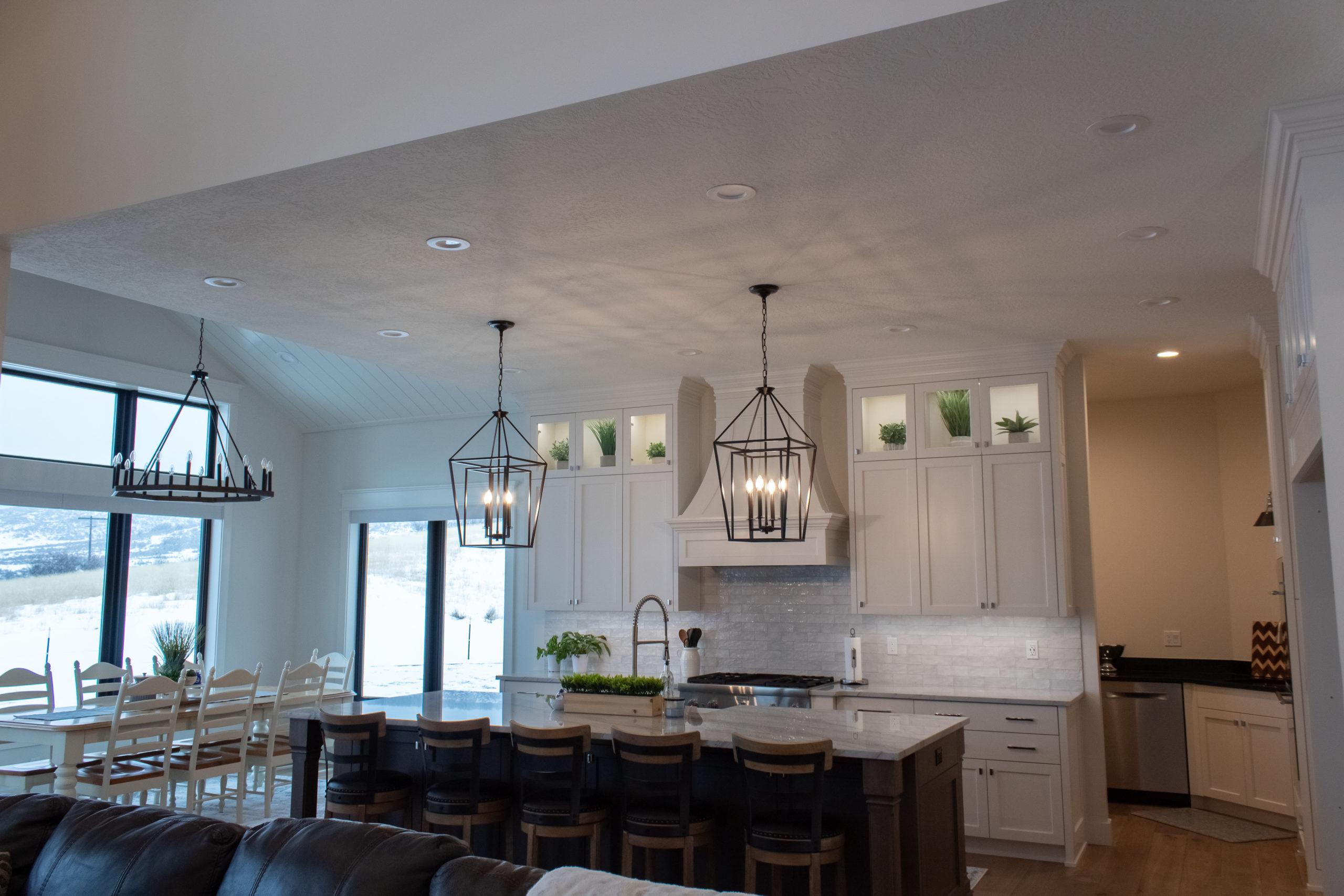 interior painting kitchen layton
